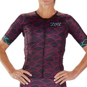 Zoot LTD Tri Aero SS Jersey Women aloha